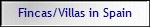 Fincas/Villas in Spain